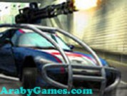 لعبة سيارة حرب الشوارع