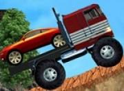 لعبة سيارة نقل السيارات