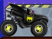 لعبة سيارات باتمان