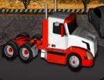 لعبة الشاحنة الامريكية
