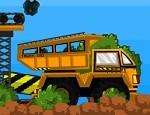 لعبة شاحنة الصخور