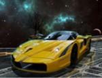 لعبة الطريق الفضائي السريع