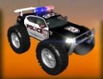 لعبة شاحنة الشرطة القاتلة