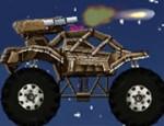 لعبة سيارة شرطة القمر