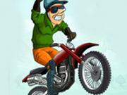 لعبة الدراجة الخارقة