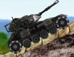 لعبة سباق الدبابة الحربية